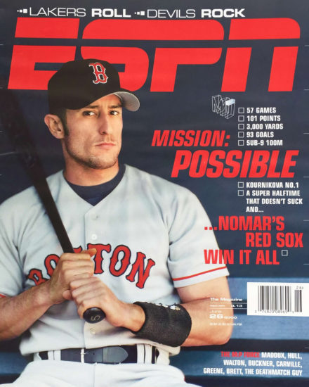 ESPN The Magazine June 26, 2000