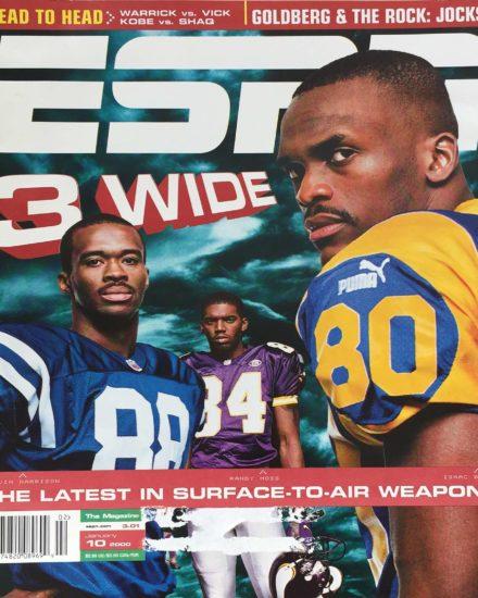 ESPN The Magazine - January 10, 2000