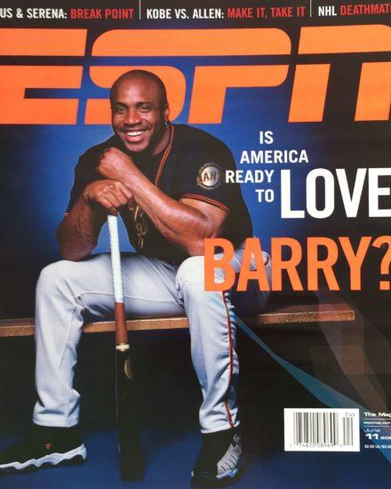 ESPN The Magazine - June 11, 2001